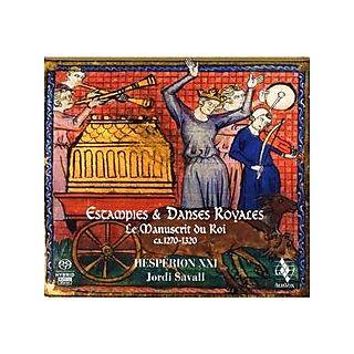Estampies Danses Royales