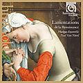 Lamentations Renaissance
