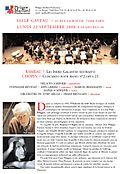 Concert ouverture PMP 08