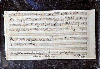 Partition Mozart Nantes