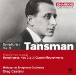 Tansman Symphonie N°2