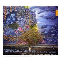 Messes Pergolese Scarlatti