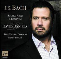 Bach SAcred Arias David Daniels