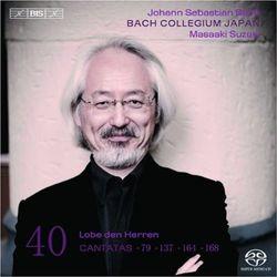 Bach Suzuki Volume 40
