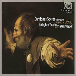 Lassus Cantiones Sacrae Herreweghe