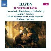 Haydn il ritorno di Tobia