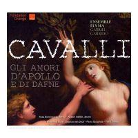 Gli amori d'Apollo e di Dafne Cavalli