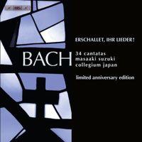 Intégrale cantates Bach Suzuki Vol I