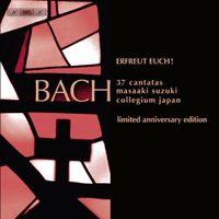 Intégrale cantates Bach Suzuki Vol II