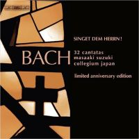 Intégrale cantates Bach Suzuki Vol III