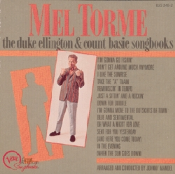 Mel tormé the duke ellingt & count basie songsbook