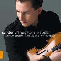 Schubert Arpeggione & lieder