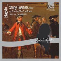 Haydn Jerusalem Quartet Vol 2