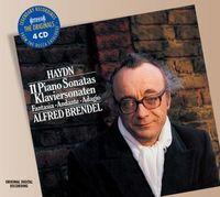 Haydn sonates Brendel