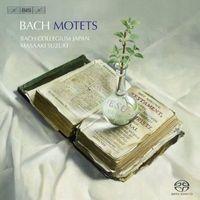 Motets Bach Suzuki 1