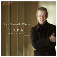Chopin Nocturnes Perez