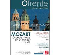 Messe en ut Mozart Pichon