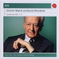 Bruckner Integrale symphonie Wand