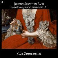 Café zimmermann Bach vol VI