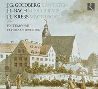 Krebs Bach Goldberg