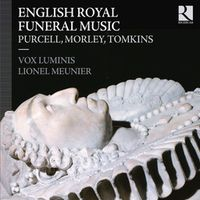 English fueral music vox luminis