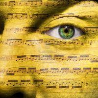 Eye music