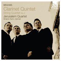 Brahm Jerusalem quartet