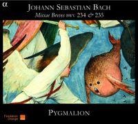 Bach messes brèves Pygmalion