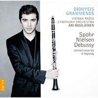 Spohr clarinet grammenos