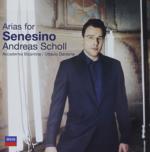Arias Senesino Haendel Scholl