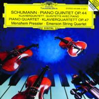 Emerson Pressler Schumann quartet