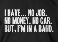 No money artist