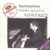 Rachmaninov préludes ops 23 Ashkenazyjpg