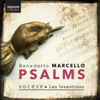 Marcello Psaumes Voces 8