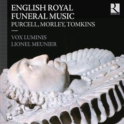 English funeral music vox luminis