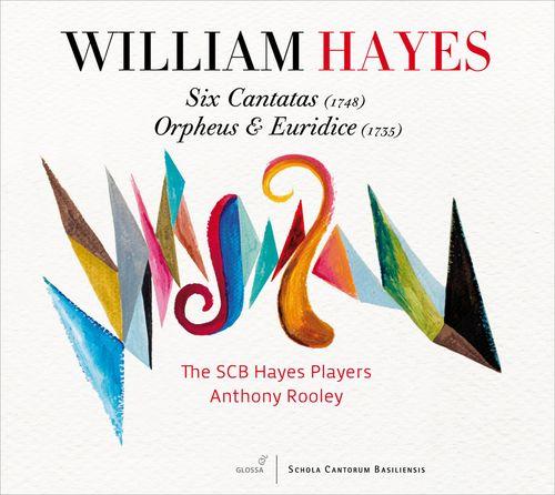 Hayes William cantatas