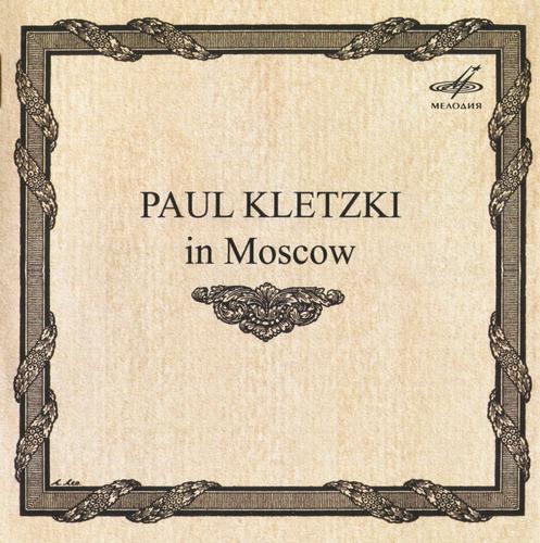 Kletzki Moscow