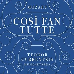Mozart Cosi fan tutte - Teodor Currentzis - MusicAeterna