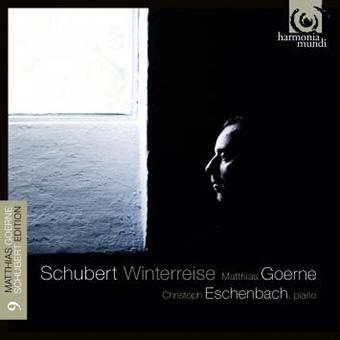 Schubert - Winterreise - Matthias Goerne - Christoph Eschenbach