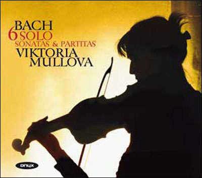 Bach partitas sonates Viktoria Mullova