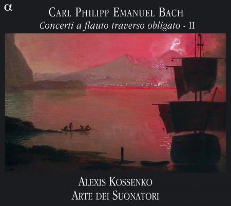 CPE Bach Kossenko vol II